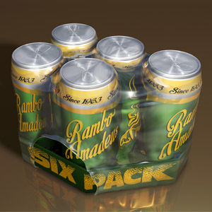 Rambo Amadeus – Six pack