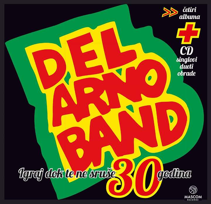 Del Arno Band: Box set