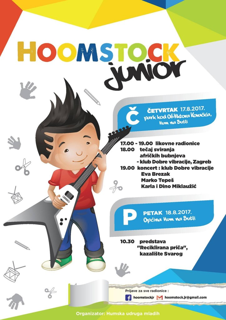 hoomstock junior