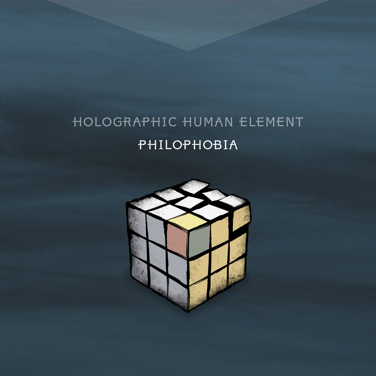 Holographic Human Element obelodanio album 'Philophobia'
