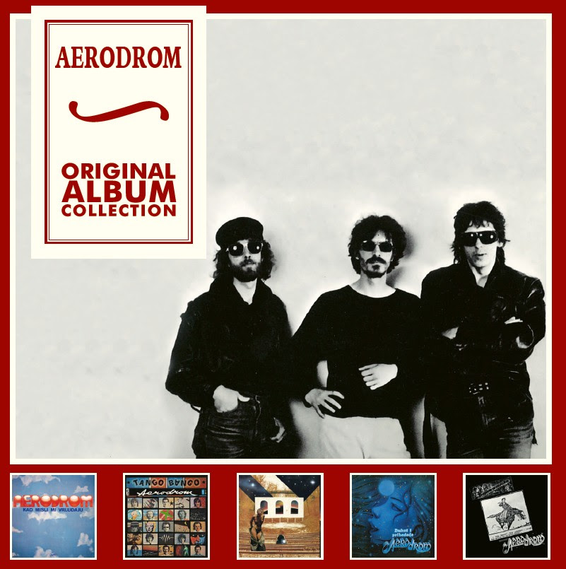 Aerodrom: Pet digitalno remasteriranih albuma