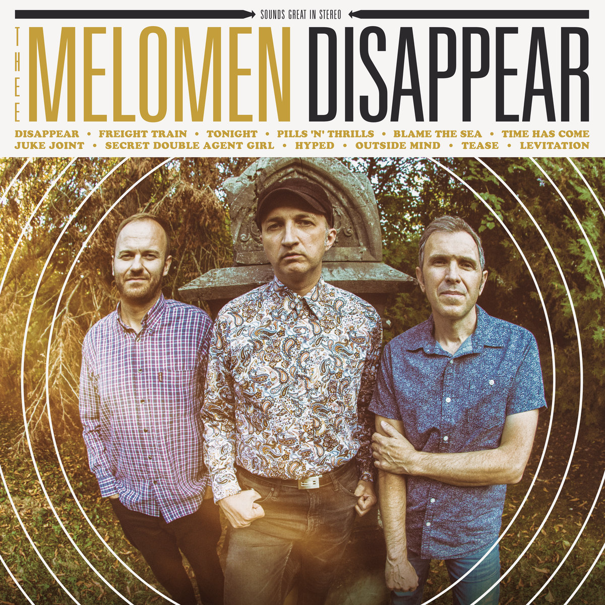 "Thee Melomen: Stigao album ""Disappear"""
