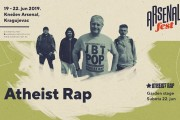 Arsenal Fest 09 - Atheist Rap
