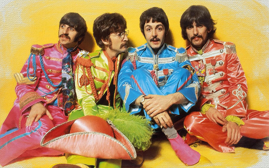 the-beatles-sgt-peppers-lonely-hearts-club-band-painting-1967-color-tony-rubino