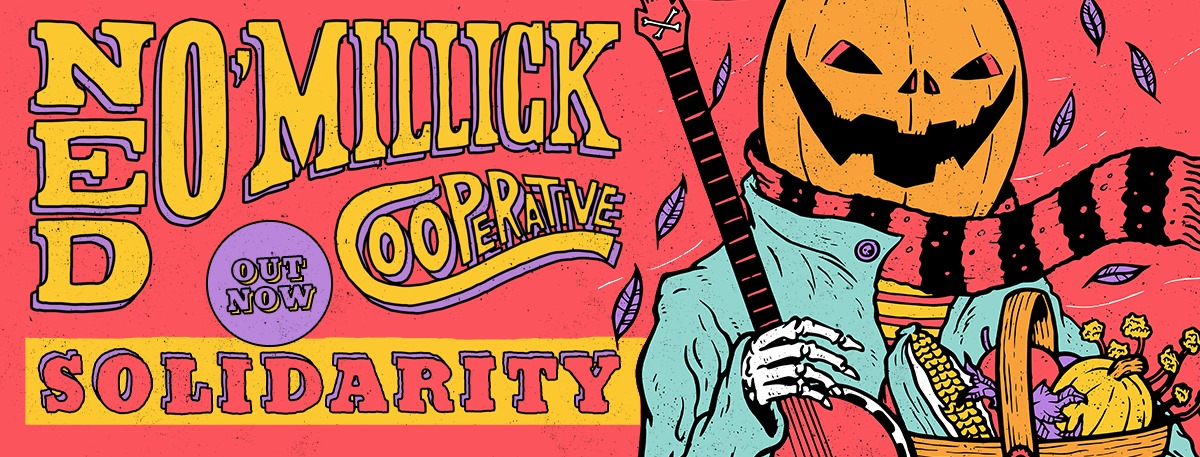 Ned O'Millick: Making-of Cooperative 'Solidarity'