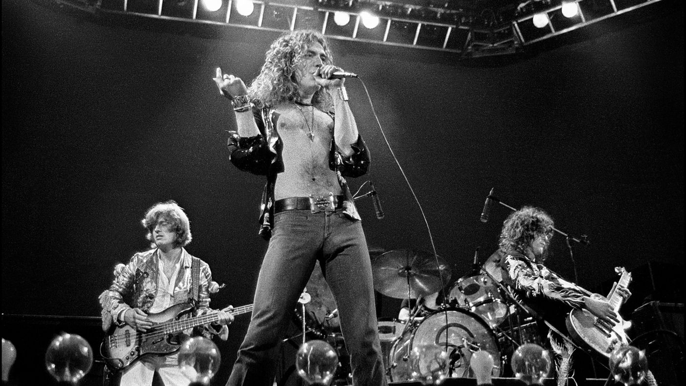 Led Zeppelin: Put stepenica…