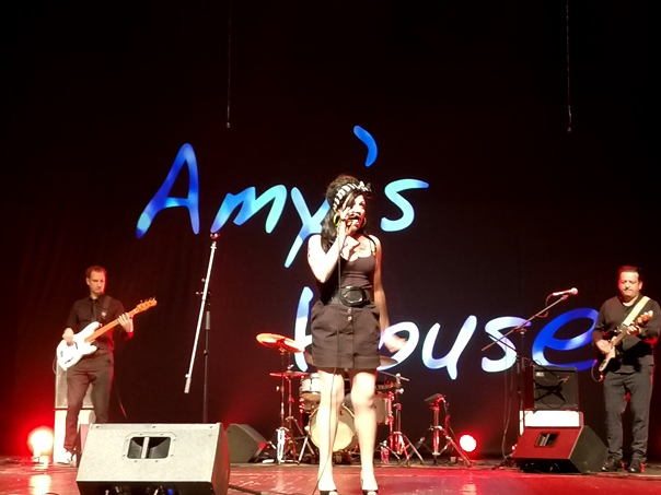 Amy's House - Amy Winehouse Tribute Band