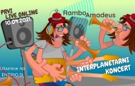 Rambo Amadeus - Interplanetarni koncert - subota, 10. april u 20:00