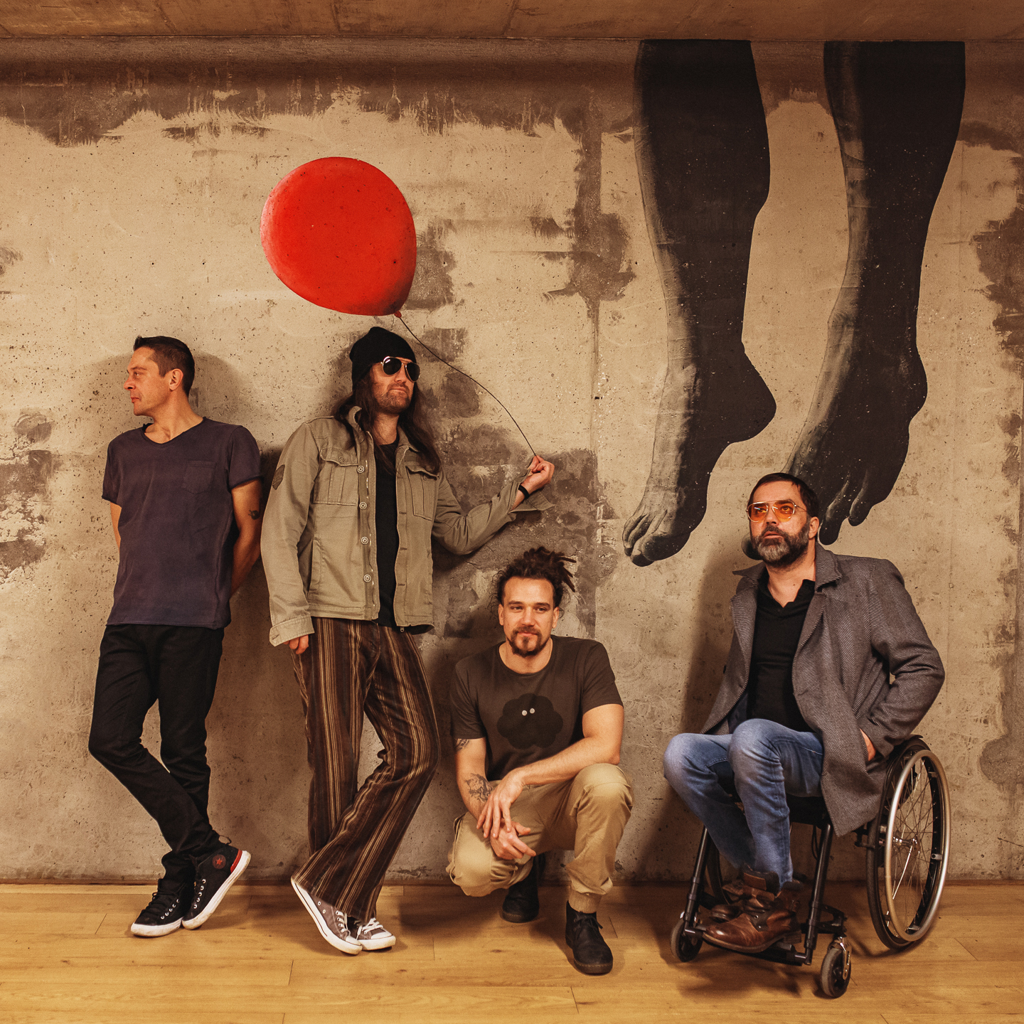 "The Screaming Wheels debituju uz video-singl ""Willy The Wimp"""
